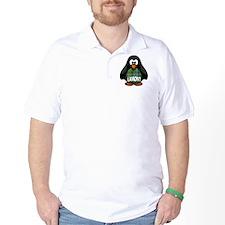 Lamont Tartan Penguin T-Shirt
