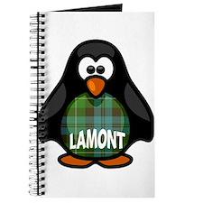 Lamont Tartan Penguin Journal