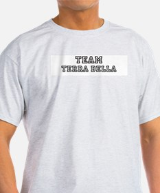 Team Terra Bella Ash Grey T-Shirt