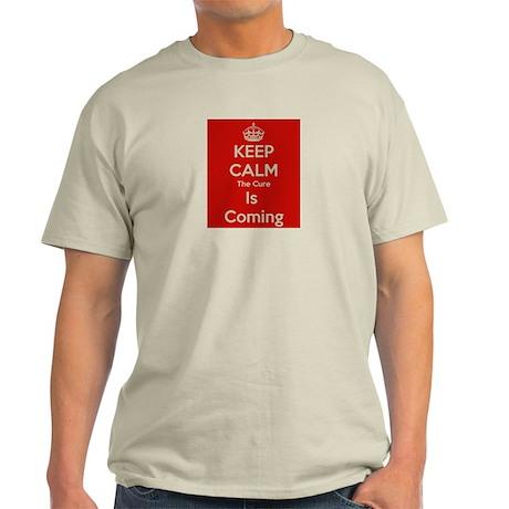 Keep Calm Light T-Shirt