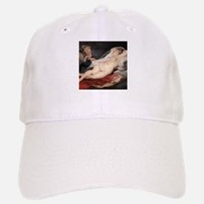 The Hermit and the Sleeping Angelica Baseball Baseball Cap