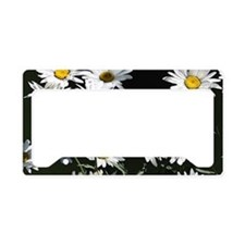 Daisy License Plate Holder