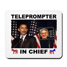 TELEPROMPTER Mousepad