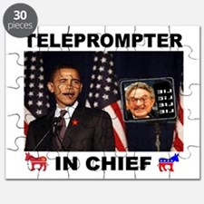 TELEPROMPTER Puzzle