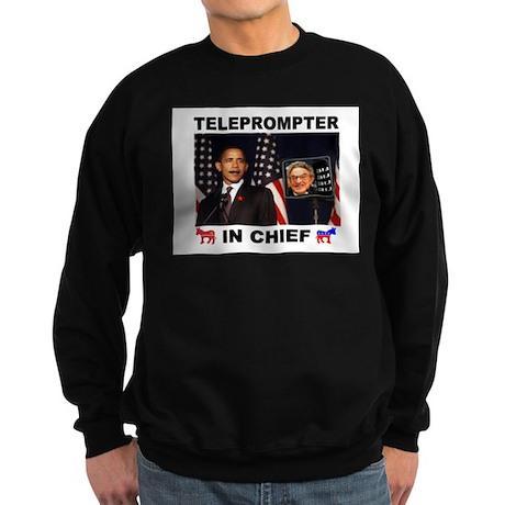 TELEPROMPTER Sweatshirt (dark)