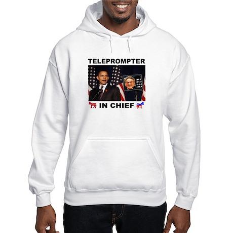 TELEPROMPTER Hooded Sweatshirt