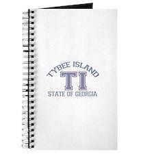 Tybee Island GA -Varsity Design. Journal