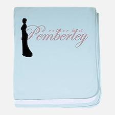 pemberley.png baby blanket