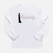 pemberley.png Long Sleeve Infant T-Shirt
