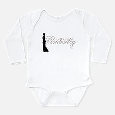 pemberley.png Long Sleeve Infant Bodysuit
