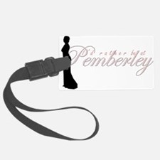 pemberley.png Luggage Tag