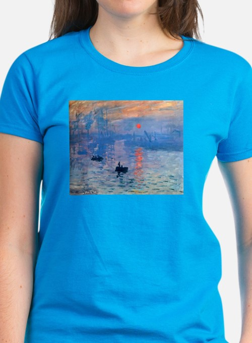 monet t shirts shirts tees custom monet clothing. Black Bedroom Furniture Sets. Home Design Ideas