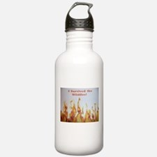 I Survived the Wildfire! Water Bottle