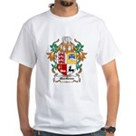 MacGraw Coat of Arms White T-Shirt