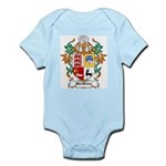 MacGraw Coat of Arms Infant Creeper