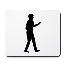 Cell Smartphone Mousepad