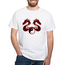 Yin Yang Twin Dragon Shirt