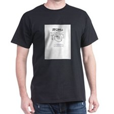 Full Chilly Dogs ATX Logo T-Shirt