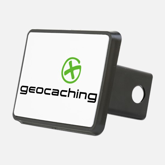 Geocaching Logo Hitch Cover