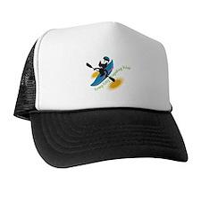 Cute Water sports Trucker Hat
