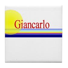 Giancarlo Tile Coaster