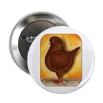 """Modena 1980 Red 2.25"""" Button (10 pack)"""