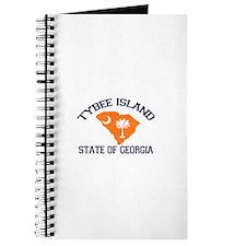 Tybee Island GA - Map Design. Journal