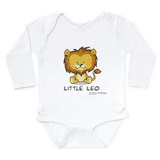 little leo infant t-shirt & creeper Body Suit