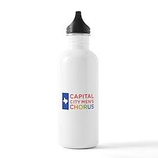 Capital City Mens Chorus - Austin, TX Water Bottle