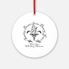 Davey Jones1.png Ornament (Round)