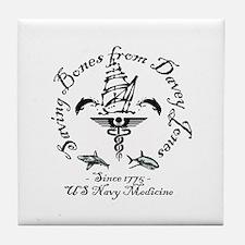 Davey Jones1.png Tile Coaster