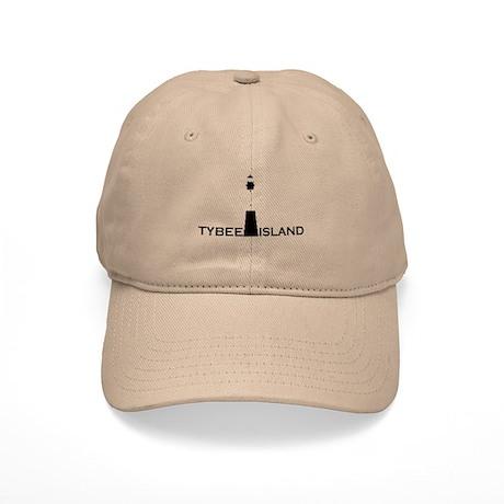 Tybee Island Lighthouse Design. Cap