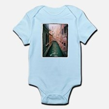 Canal in Venice Italy Infant Bodysuit