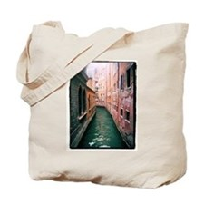 Canal in Venice Italy Tote Bag