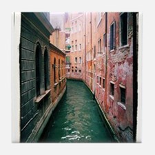 Canal in Venice Italy Tile Coaster