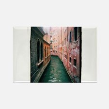 Canal in Venice Italy Rectangle Magnet