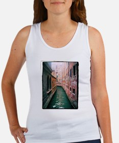 Canal in Venice Italy Women's Tank Top