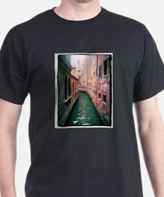 Canal in Venice Italy T-Shirt
