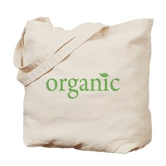 NEW Naturally Organic Tote Bag