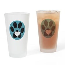 Learn Share Rescue Drinking Glass
