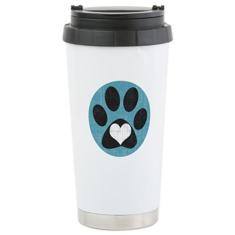 Learn Share Rescue Stainless Steel Travel Mug