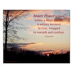 """16x20 Poster """"Inner Peace"""""""