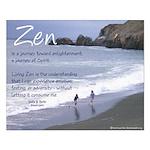 """16x20 Poster """"Zen"""""""