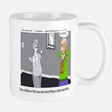Science Proves Men Women Are Very Different Mug