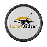 Honey badger Giant Clocks