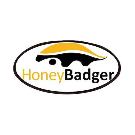 Honey Badger Patch