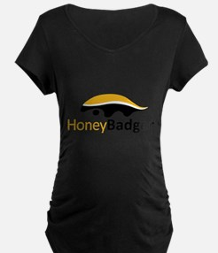 Honey Badger Logo T-Shirt