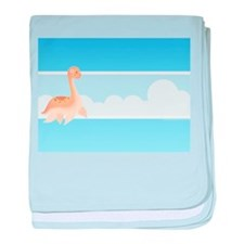 Nice Nessie baby blanket