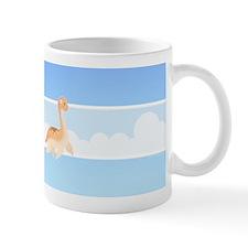 Nice Nessie Small Mug