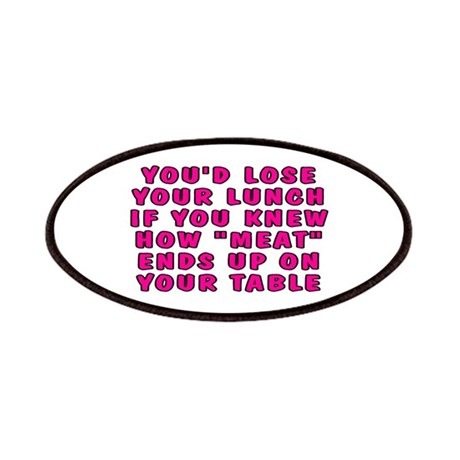 Lose your lunch - Patches